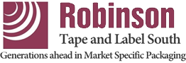 Robinson Tape and Label logo